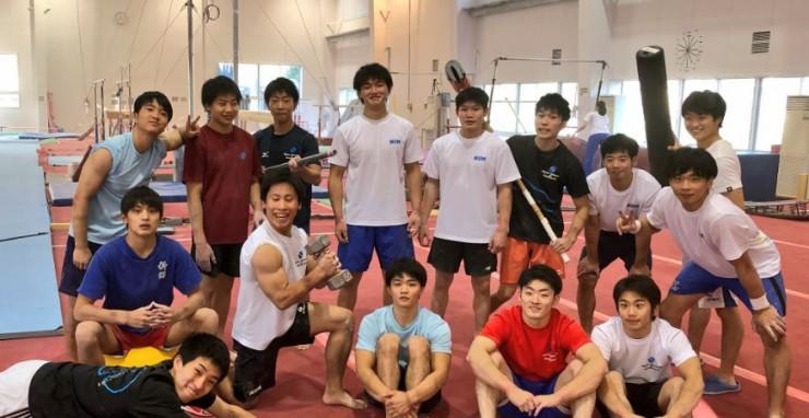 新潟経営大学体操picture