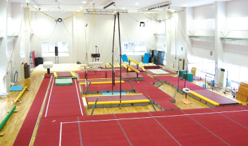 加茂市体操トレーニングセンター(公共施設)