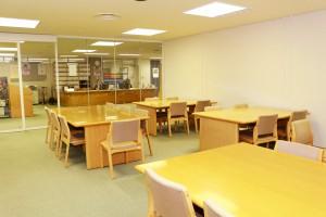 グループ学習室内部