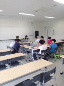 体操競技部 栄養指導(2017.6.13火)3