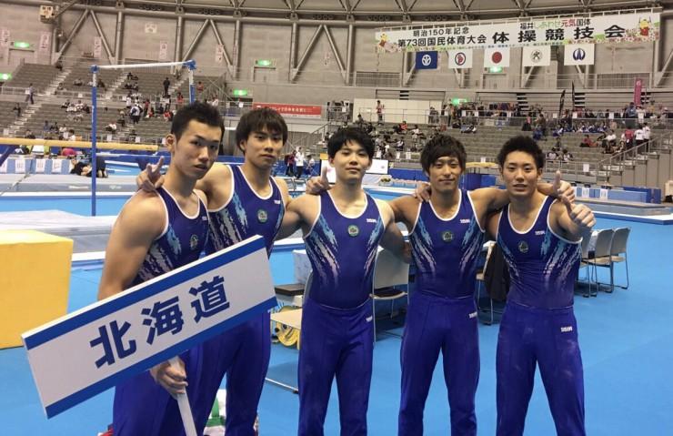 2018国体 北海道代表 三浦 亮汰